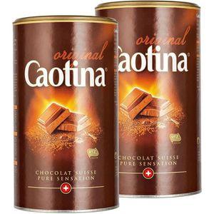 CACAO - CHOCOLAT Caotina originale, Poudre de Cacao avec du Chocola