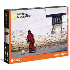 PUZZLE Puzzle 1000 pièces National Geographic : Jeune Moi