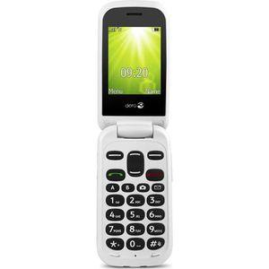 Téléphone portable Doro 2404 blister Red/White