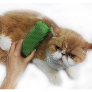 Brosse pour poils de chat achat vente pas cher - Brosse vetements poils animaux ...