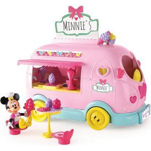 CAMION ENFANT IMC TOYS Camion gourmand avec fonction IMT Minnie