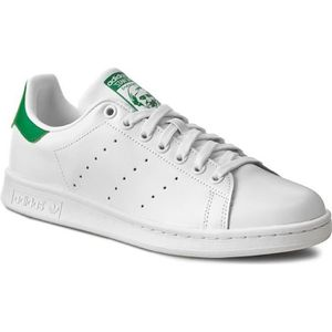 new arrival 93836 a11fb BASKET ADIDAS STAN SMITH SNEAKERS BIANCO VERDE M20324-2