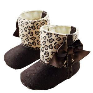 BOTTE seasondu  Bébé Bottes de neige douce Lit Chaussure