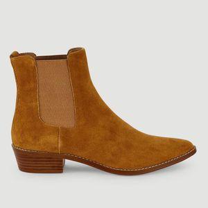 BOTTINE Boots santiag