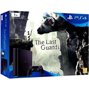 CONSOLE PS4 PS4 Slim + Last Guardian Sony 9879558 1 TB
