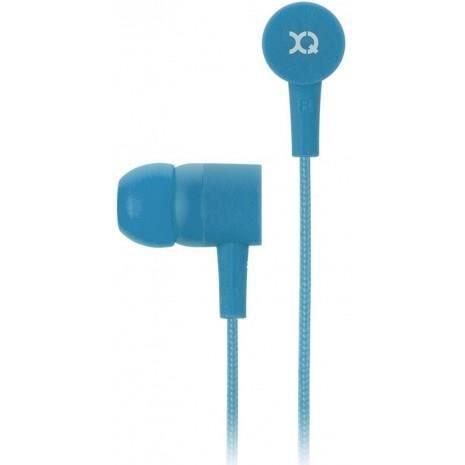 XQISIT IE H21 Ecouteurs intra-auriculaires stéréo - Bleu acier