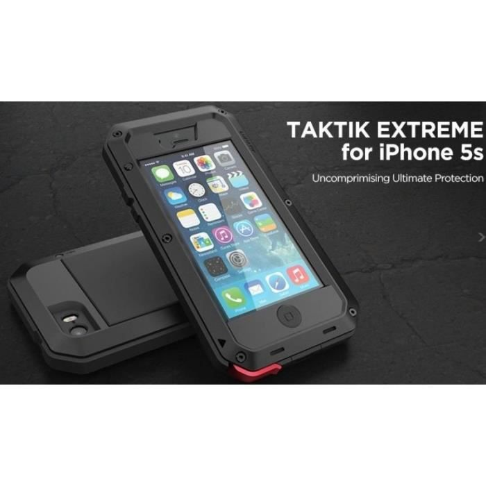 coque incassable iphone 5