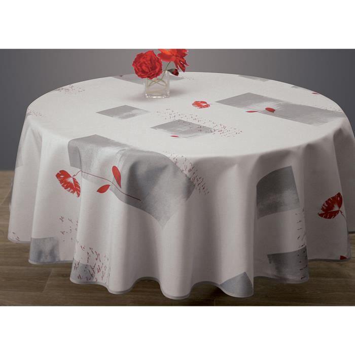 Nappe pour table ovale - Achat / Vente Nappe pour table ovale pas ...