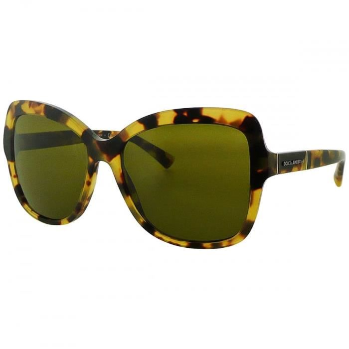 6092ddd0159c04 ex de Havane soleil lunettes verres affichage mat bronze dames papillon  wqrw1FB