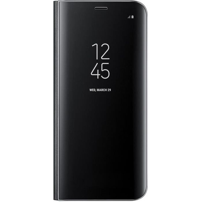 coque s8 clear view samsung