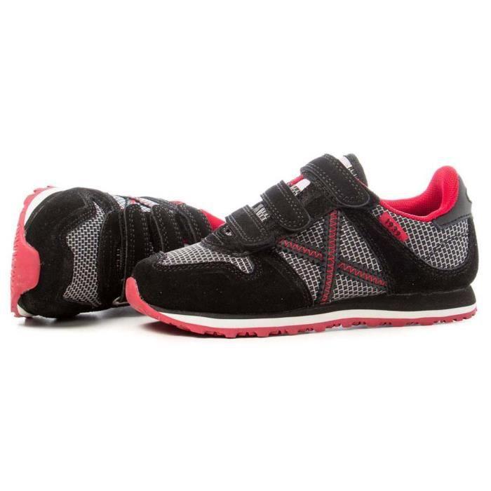 Chaussures enfant Chaussures de tennis Munich Mini Massana Vco