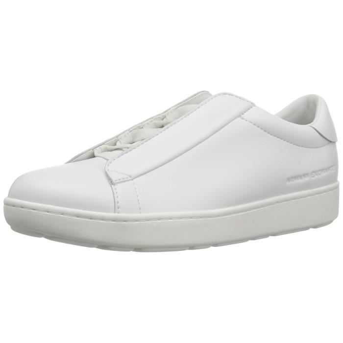 A|x Armani Exchange Sneaker dentelle cachée de la mode DW16Y Taille-40 1-2 pgZZX