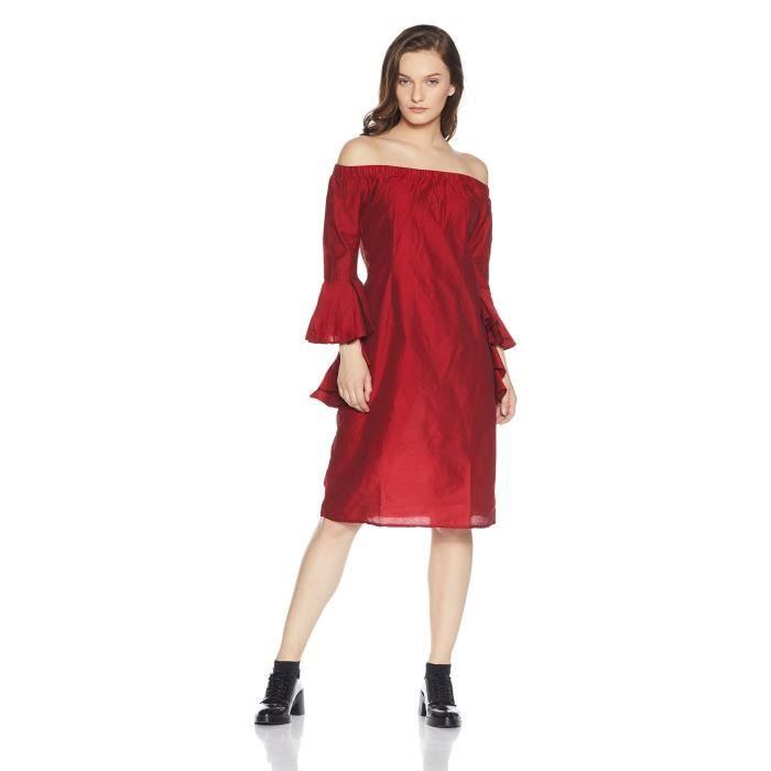 robe une ligne de femmes YFD6I Taille-38