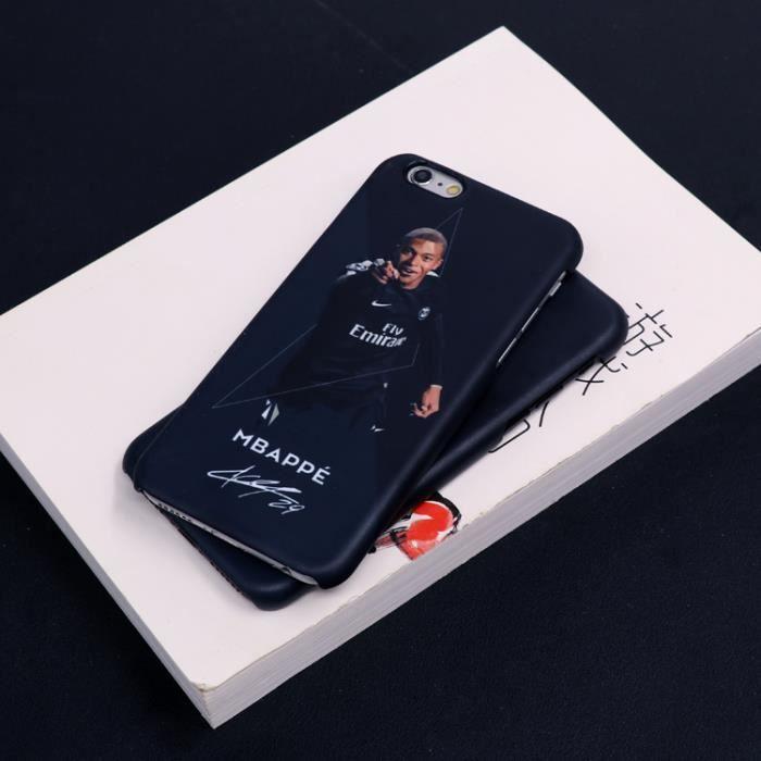 coque mbappé iphone 8
