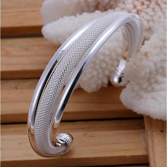 CO Magnifique Bracelet en Argent 925/1000
