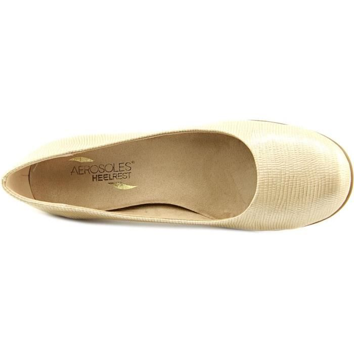 Aerosoles Nice Play Cuir Talons JsZFlE7