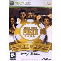 JEU XBOX 360 WORLD SERIES OF POKER 2007