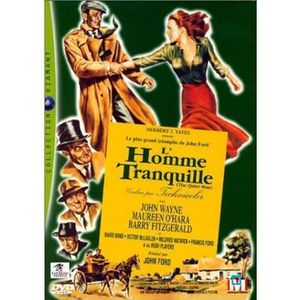 DVD FILM DVD L'homme tranquille