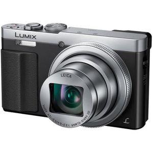PANASONIC LUMIX DMC TZ70 Appareil photo numérique compact 12.1 MP 30x zoom optique Wi Fi, NFC Silver