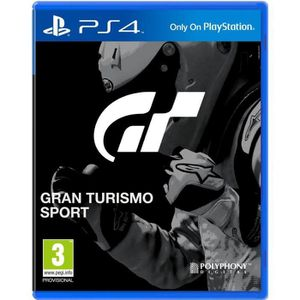 JEU PS4 GT Sport  (PS4 Only) : Playstation 4 , ML
