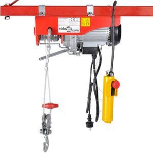 TREUIL - PALAN Appareils de levage Palan electrique 500 W 100/200