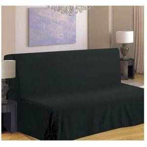 housse de banquette convertible achat vente housse de banquette convertible pas cher. Black Bedroom Furniture Sets. Home Design Ideas