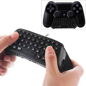 MANETTE JEUX VIDÉO Clavier Bluetooth 3.0 pour PlayStation 4 PS4 Contr