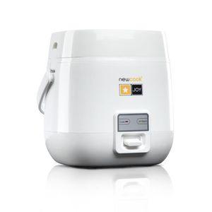 AUTOCUISEUR ÉLECTRIQUE Newcook - Robot de Cuisine Blanc, Portable, Capaci