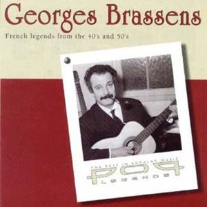 CD VARIÉTÉ FRANÇAISE French legends from the 40's and 50's by Georges B