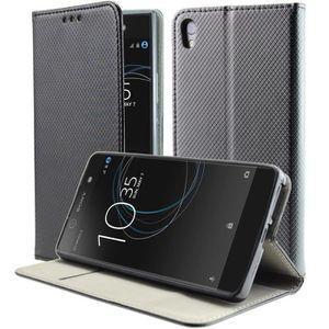 COQUE - BUMPER Housse Coque Etui Magnétique - Sony Xperia XA1 - A