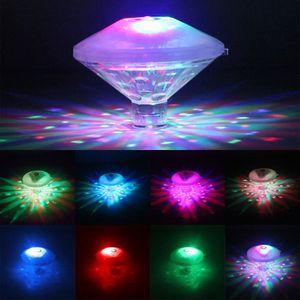 PROJECTEUR - LAMPE ChangM® Lampe Flottant Sous-marin RGB LED Disco Ec