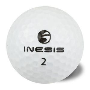 BALLE DE GOLF INESIS Lot de 50 Balles de Golf Inesis Mix