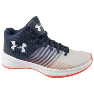 BASKET UA Surge 3000088-400 Homme Chaussures de basket-ba