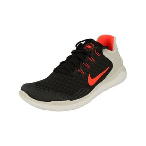 superior quality 9b216 587ef CHAUSSURES DE RUNNING Nike Free RN 2018 Hommes Running Trainers 942836 S