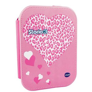 PROTECTION MULTIMÉDIA VTECH Storio 3 Etui Support Rose