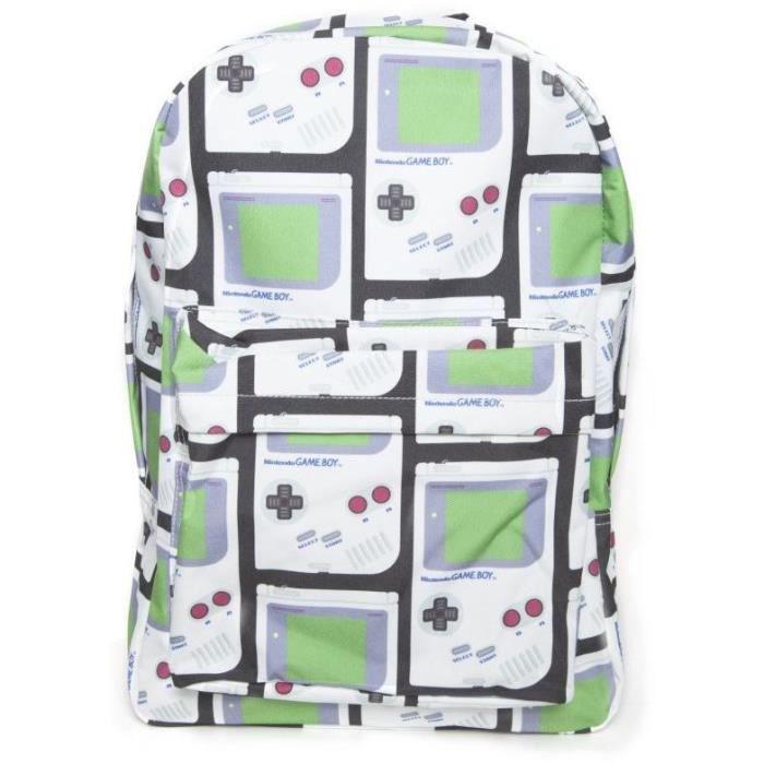 Sac à dos Nintendo: Gameboy