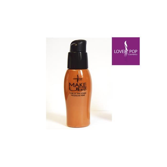 Teint Peau Pop N°7 Métisse De Fond Achat Caramel Lovely Pompe 3A54jLqR