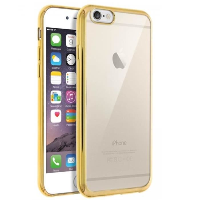 coque silicone iphone 6 or