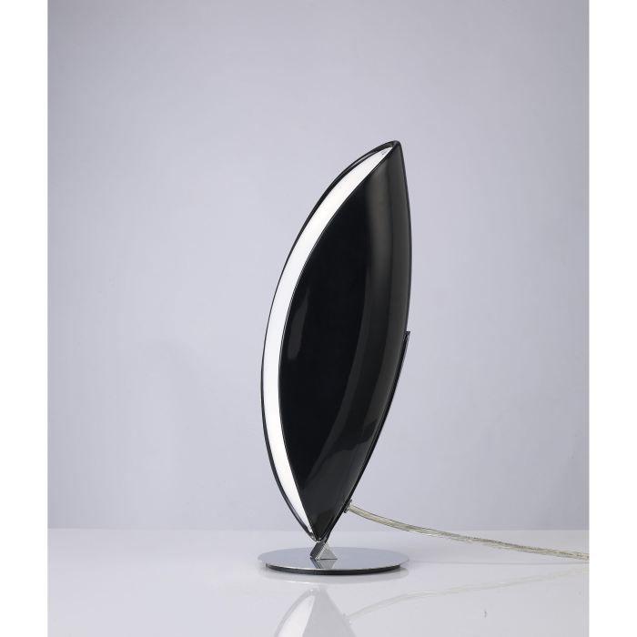 Lampe A Poser Pasion Noire 2l Design Mantra Achat Vente Lampe A