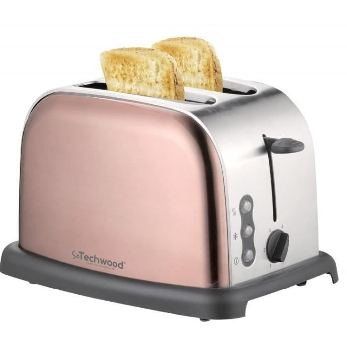 Grille-pain - Toaster Techwood - Achat / Vente pas cher - Soldes ...