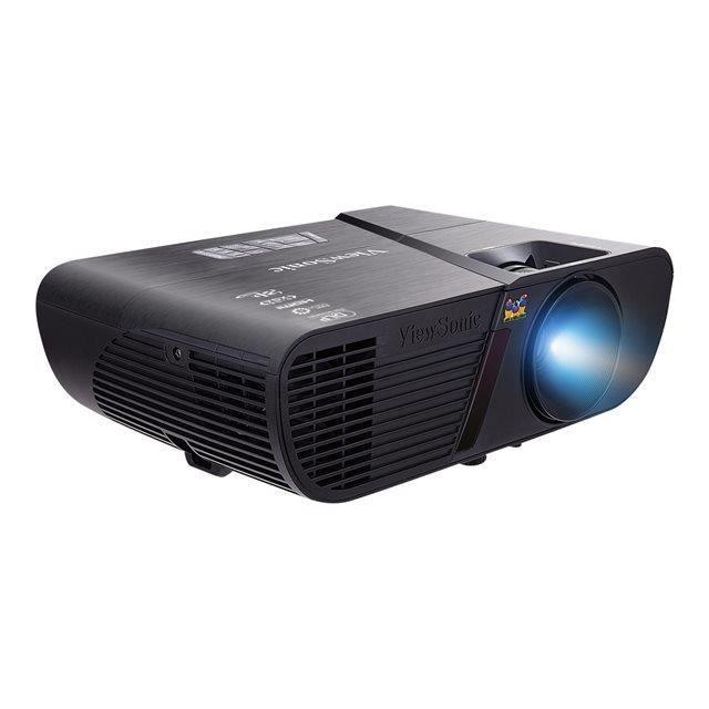 VIEWSONIC PJD5555W Vidéoprojecteur haute résolution WXGA 3D Ready - Résolutions : 1280x800 - Proportion 16:10 ...VIDEOPROJECTEUR