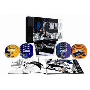 DVD DESSIN ANIMÉ Coffret Batman - L'intégrale de la série animée -