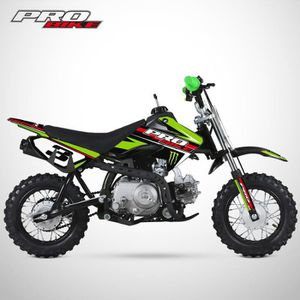MOTO Moto Dirt Bike Enfant 50 - Pit Bike PROBIKE 50 - V