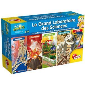 JEU D'APPRENTISSAGE LISCIANI GIOCHI I' m A Genius - Le Grand Laboratoi