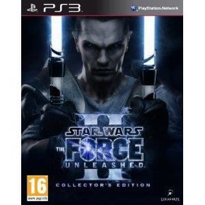 JEU PS3 Star Wars: The Force Unleashed II - Collector's...