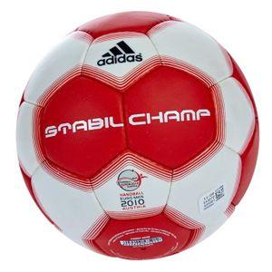 BALLON DE HANDBALL Ballon HandBall STABIL II CHAMP Blanc-Rouge Taille