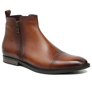 Bottines Fermo Cuir en Bottines en ww7qOPvz