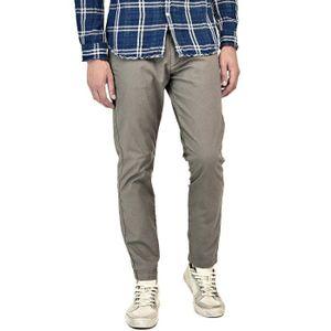 PANTALON Guess Pantalon Homme Chino Myron Slim M81B26 Gris