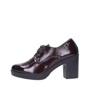 MOCASSIN Igi&co 2180822 Lace Shoes Femme Bordeaux