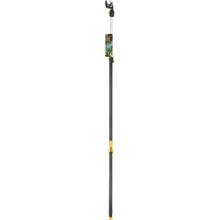 Fiskars coupe branches multifonctions t lescopique achat - Coupe branche telescopique ...